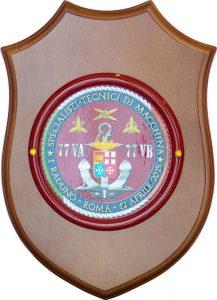 Crest per Marina Militare prodotto da Insegne Antiche