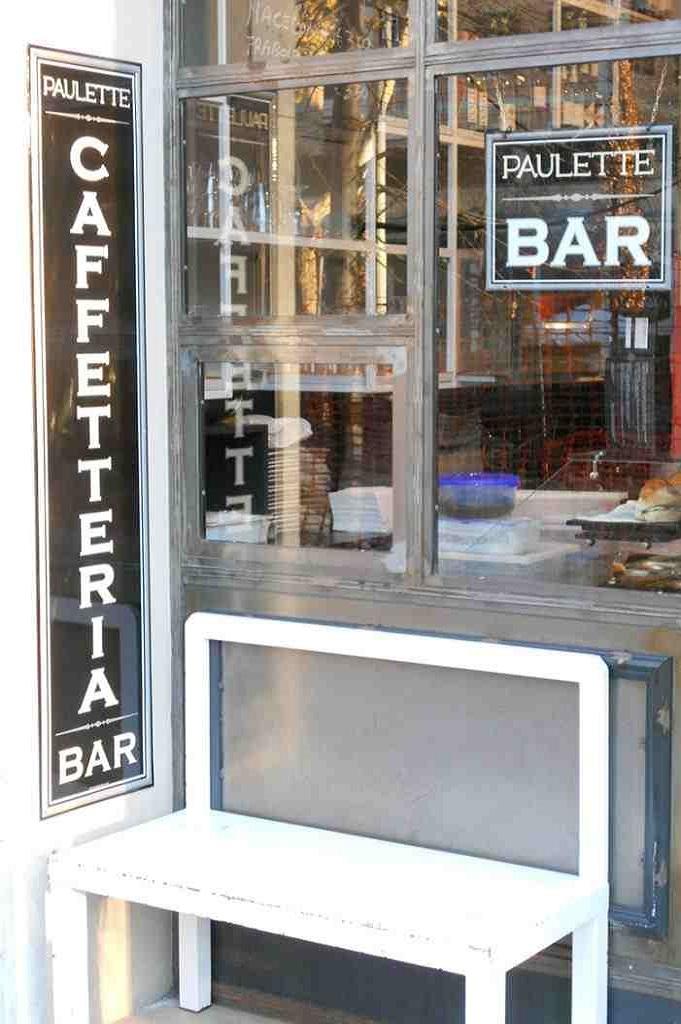 insegna a muro piatta per caffetteria e bar prodotta da insegne antiche