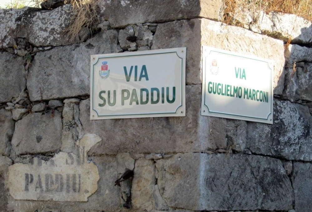 Segnaletica Stradale prodotta da Insegne Antiche