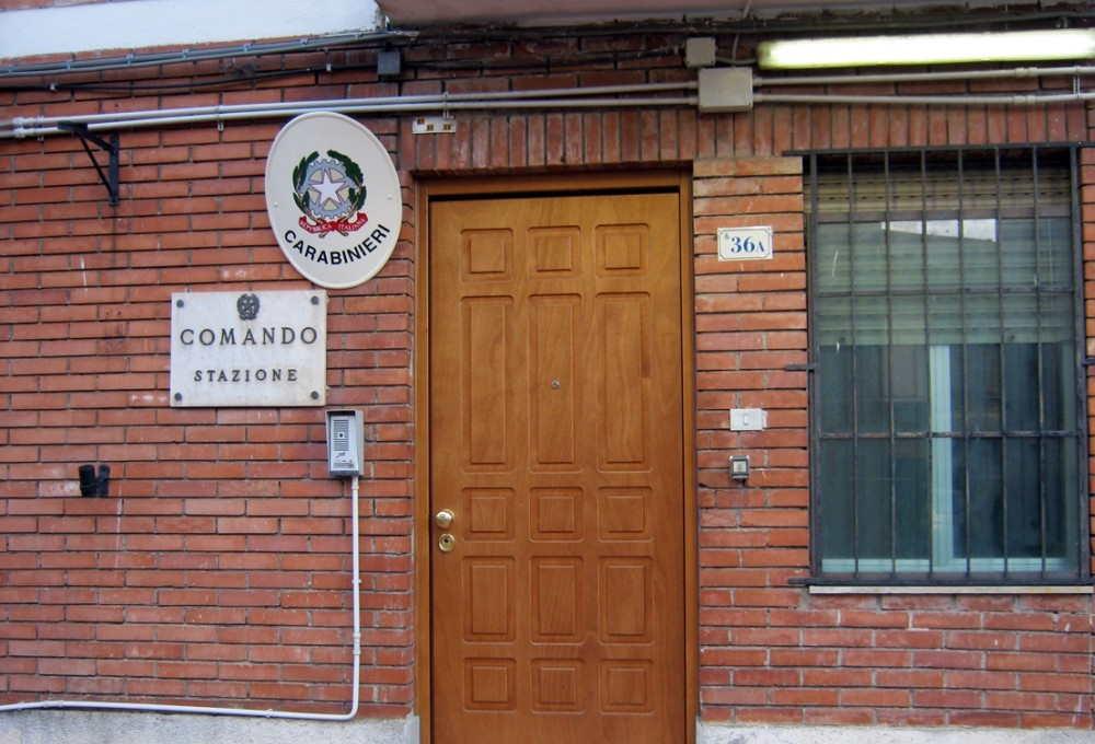 Stemma dei Carabinieri prodotto da Insegne Antiche