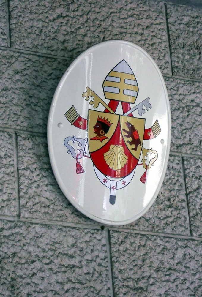 Stemma Papale prodotto da Insegne Antiche