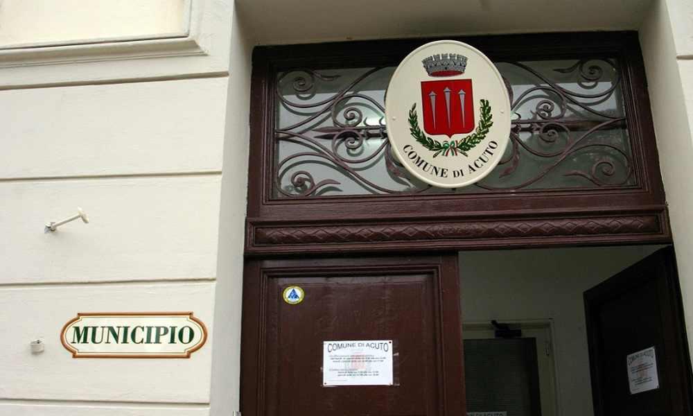 targhe personalizzate da esterno per municipio prodotta da insegne antiche